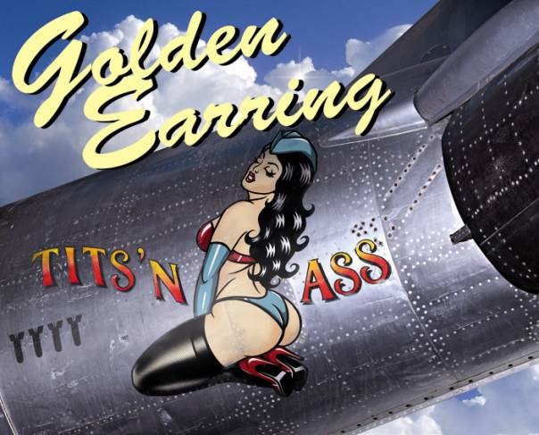 Golden Earring 2012 Tits 'n Ass cd, release May 11, 2012